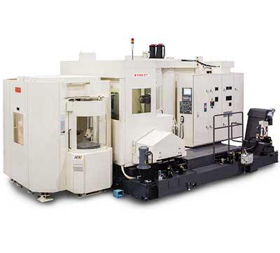 YBM 7Ti 5-Axis Precision Center